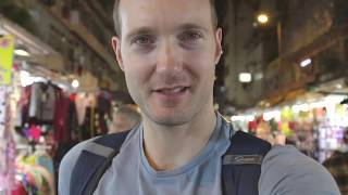 AMAZING Cheap Camera Gear, Markets & Electronics In Mong Kok, Kowloon - HONG KONG TRAVEL DIARY