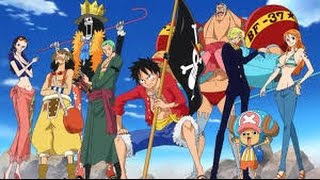 Honest Anime Trailers Part 2 - One Piece [REMADE]