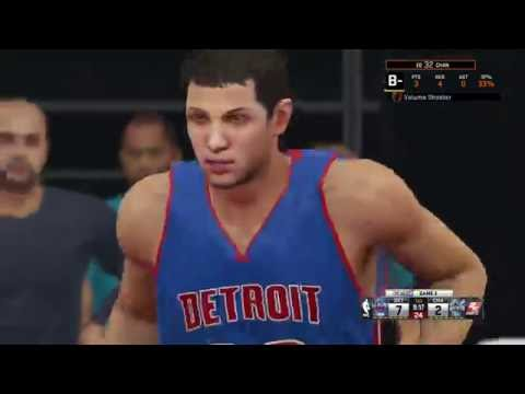 Detroit Pistons vs Charlotte Hornets Semi Finals 2020 Game 3