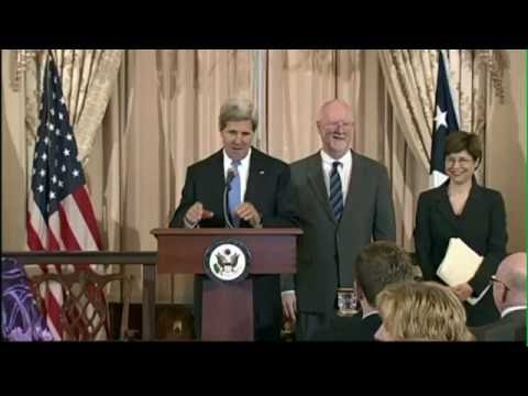 Secretary Kerry Delivers Remarks At The Launch Of The Office Of Faith-based Community Initiatives video
