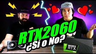 ¿Es solo humo la RTX2060? ¿Sí o No comprar? - Droga Digital