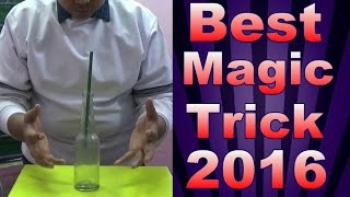 Best magic trick ever 2016 - Most amazing magic tricks(हिन्दी)