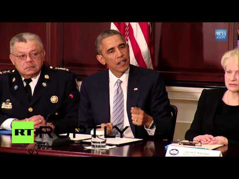 USA: Obama wants to fund 50,000 body-cams for cops
