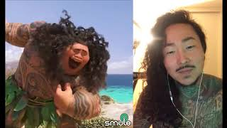 """download lagu You're Welcome From """"moana"""" - Dwayne Johnson  Lawrence gratis"""