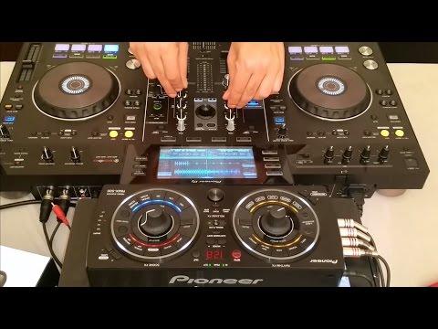 PIONEER XDJ-RX - May Tech mix !
