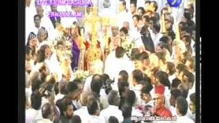 Funeral of Cardinal Mar Varkey Vithayathil