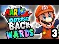 Super Mario Odyssey BACKWARDS! Part 3