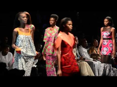 #LFDW2015 Pulse Exclusive - Heineken Lagos Fashion Design Week 2015 Day 1 Highlights