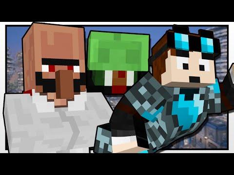 Minecraft TDM SUPERHEROES Custom Mod Adventure