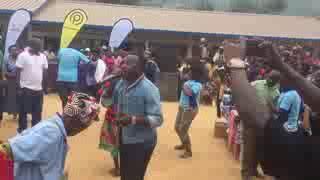 Minister Gashumba Diane, Abayobozi b'Ingabo ndetse na Police babyina Bucece ya Dream Boys
