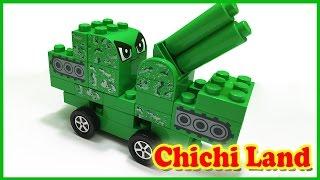 Đồ chơi trẻ em - CHICHI LAND Đội xe biến hình - Xe tăng khó tính (Chim Xinh)