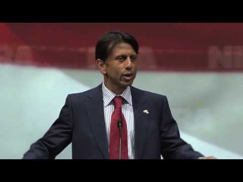 2013 NRA Annual Meetings: Bobby Jindal