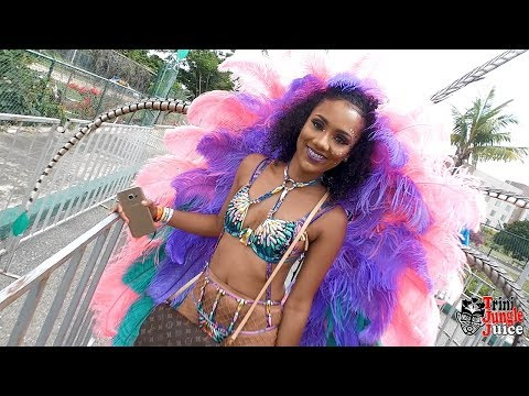 Bacchanal Jamaica - Road March 2017