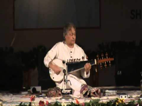 Ekla Chalo Re by Ustad Amjad Ali Khan