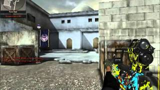 Blackshot - g36 graffiti montage #2