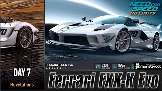 Need For Speed No Limits: Ferrari FXX-K Evo   High Stakes Invitational (Day 7 - Revelations)
