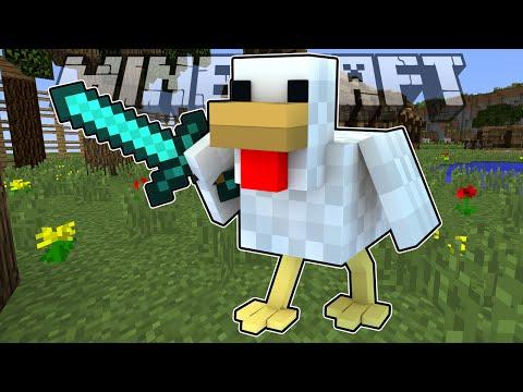 БОЕВАЯ КУРИЦА - Прятки Среди Животных | Minecraft