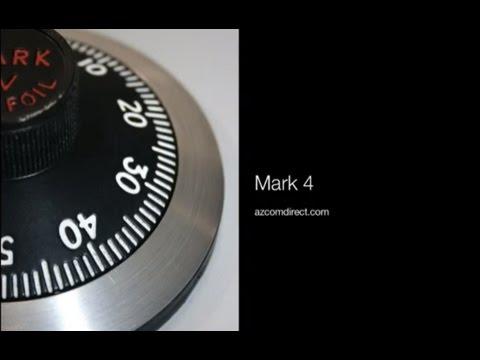 Chubb Mark 4 Manifoil Lock - SEAP Class 4 Combination Locks
