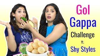 Download Lagu Desi GOLGAPPA Challenge ft. Shy Styles | #Fun #Sketch #ShrutiArjunAnand Gratis STAFABAND