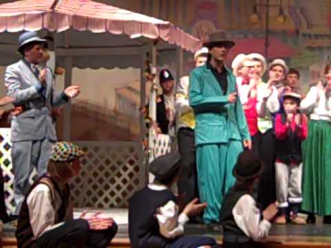 Boone Grove High Schools Music Man Shipoopi
