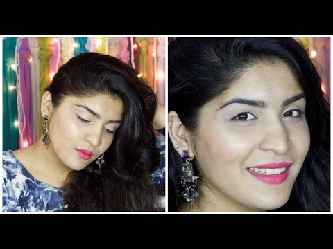 Everyday 10 minute College\Office makeup | No foundation | No brushes
