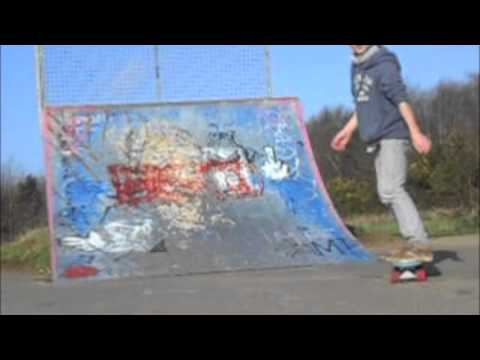 Peny long skate board
