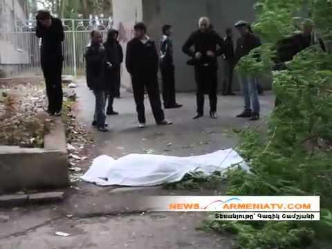 60-ամյա տղամարդը նետվել է կտորից