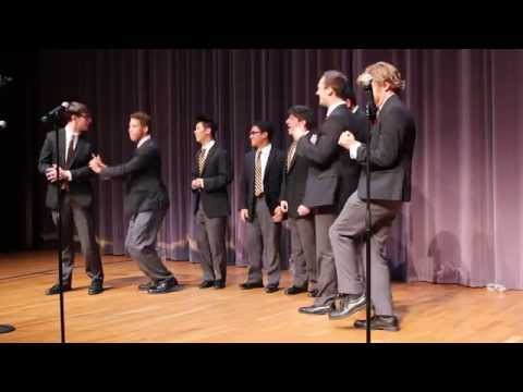 Uc Men's Octet - do Re Mi From The Sound Of Music video