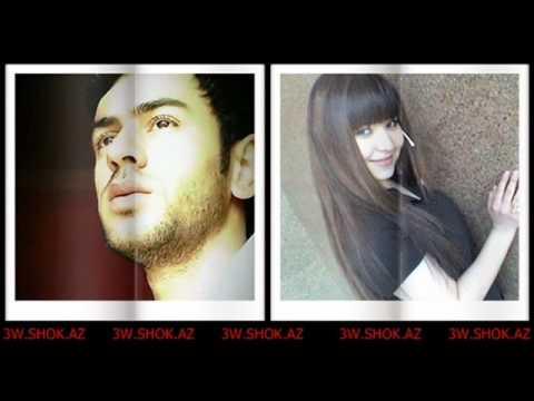 Dj Amil  Üzeyir Ft Sabina O Menim Olmalidir 2012 Remix video