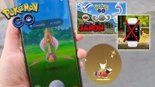 """NOVEDADES, """"MAGISELIA"""" Y MI BÚSQUEDA DE CRESSELIA SHINY/100iv CONTINÚA! En Pokémon GO"""
