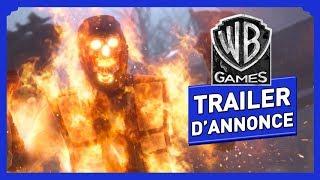 Mortal Kombat 11 -  Trailer d'Annonce Officiel