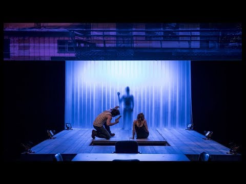 Triad Stage - The Passion of Teresa Rae King Trailer #2