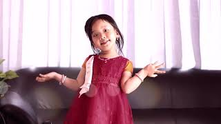 """""""Hey Diddle Diddle"""" Nursery Rhymes by 4 years old Meitei Girl"""
