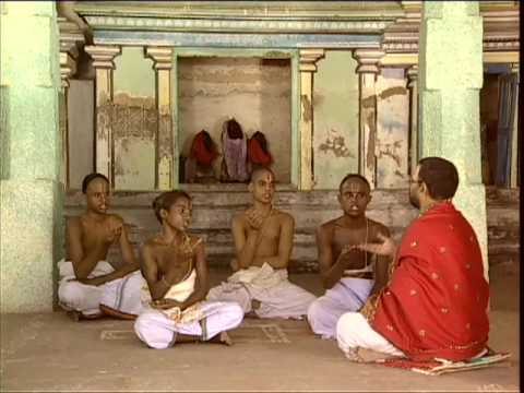 The Tradition Of Vedic Chanting video