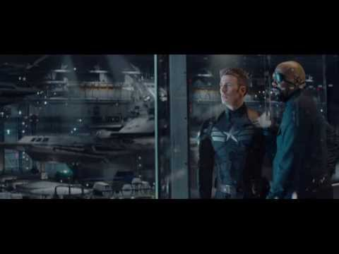 Captain America The Winter Soldier feature - Conspiracy OFFICIAL UK Marvel | HD