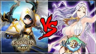 Summoners War VS Epic Seven