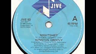 Watch Winston Groovy Nightshift video