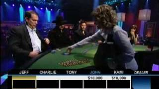 World Series of Blackjack Final Table - Part 3