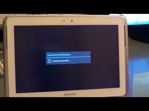 Samsung Galaxy Note 10.1 Root N8020 N8000 N8010 N8013