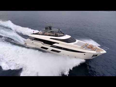 Luxury Yacht - Ferretti Group presents 5 world premières
