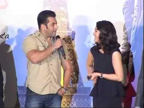 Salman Khan Reveals Preity Zintas Kissing Secrets Bollywood...