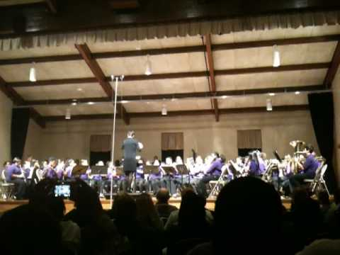 Chapel Hill Middle School 6th Grade Band Festival -  School Spirit