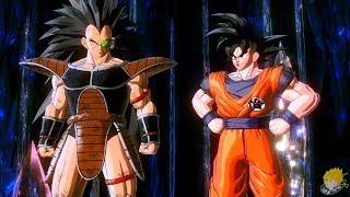 Dragon Ball Xenoverse 2 : Raditz Revenge On Goku Story DLC
