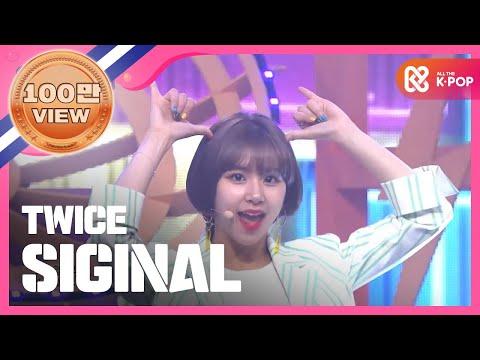 Show Champion EP.229 TWICE - Signal