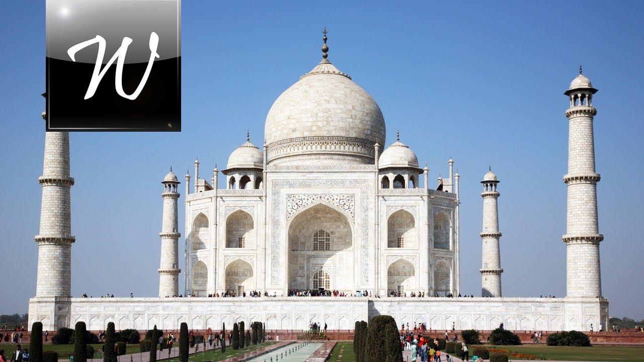 Taj Mahal India Hd Youtube