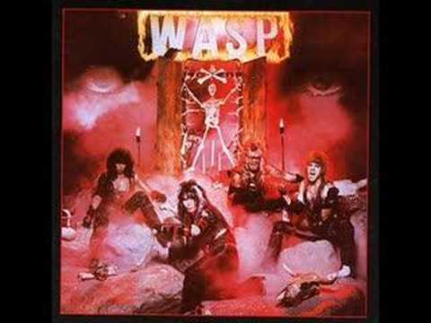 w.a.s.p: i wanna be somebody