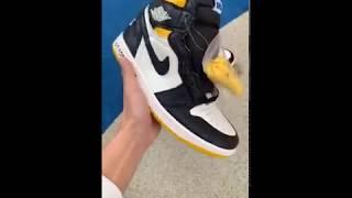 "Repkick.ru  Authentic Air Jordan 1 NRG OG High ""No L's""  Detail video"