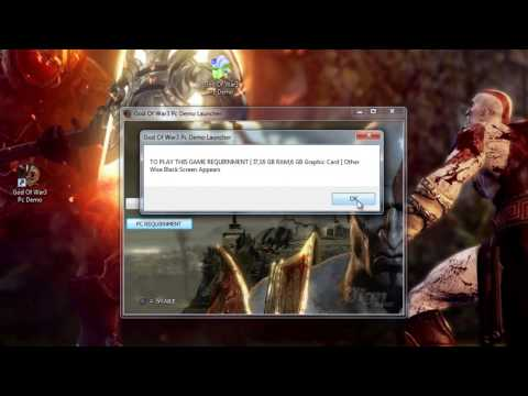 GOD OF WAR 3 PC DEMO [ DIRECT DOWNLOAD LINK ]