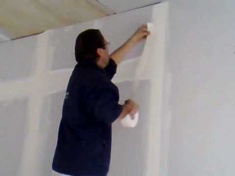 Stuccatura cartongesso