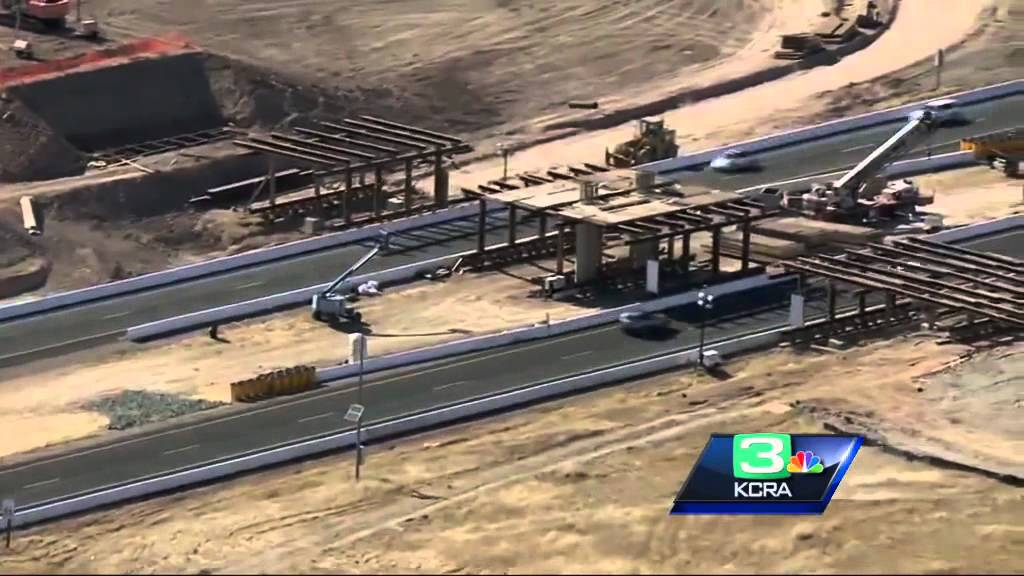 Overnight closures continue on Hwy. 65 in Rocklin